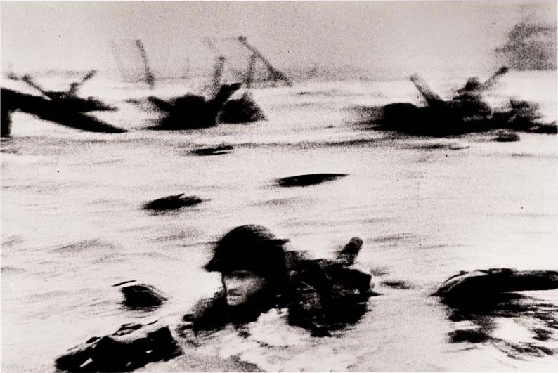 De journalistieke leugen van D-Day