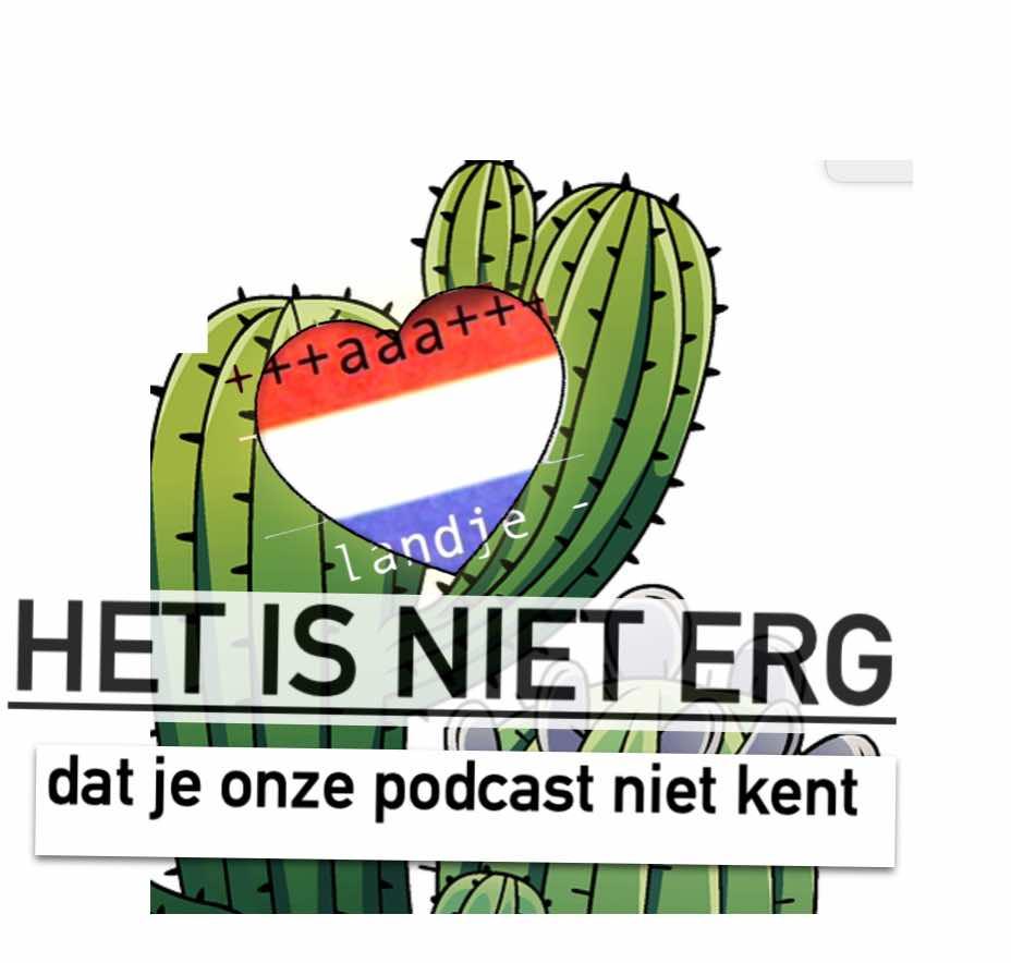 coronacheck tis niet erg dat je onze podcast niet kent